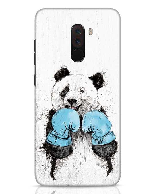 Shop The Winner Xiaomi POCO F1 Mobile Cover-Front