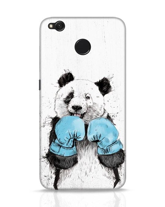 Shop The Winner Xiaomi Redmi 4 Mobile Cover-Front
