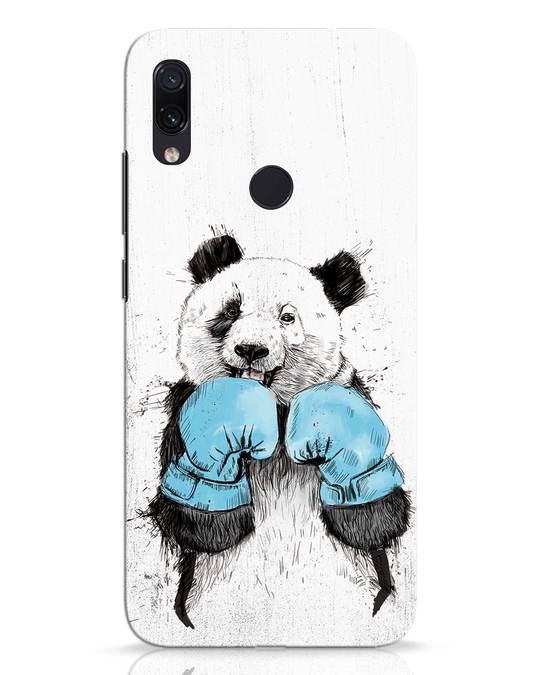 Shop The Winner Xiaomi Redmi Note 7 Pro Mobile Cover-Front
