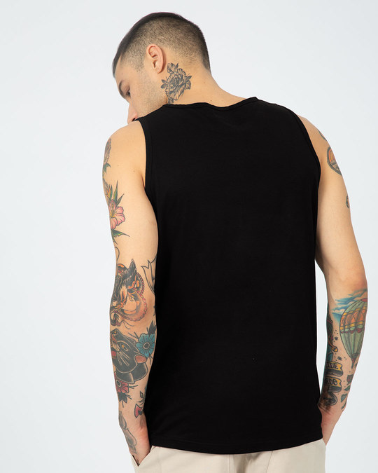 Shop The Worthy One Vest (AVL)-Back
