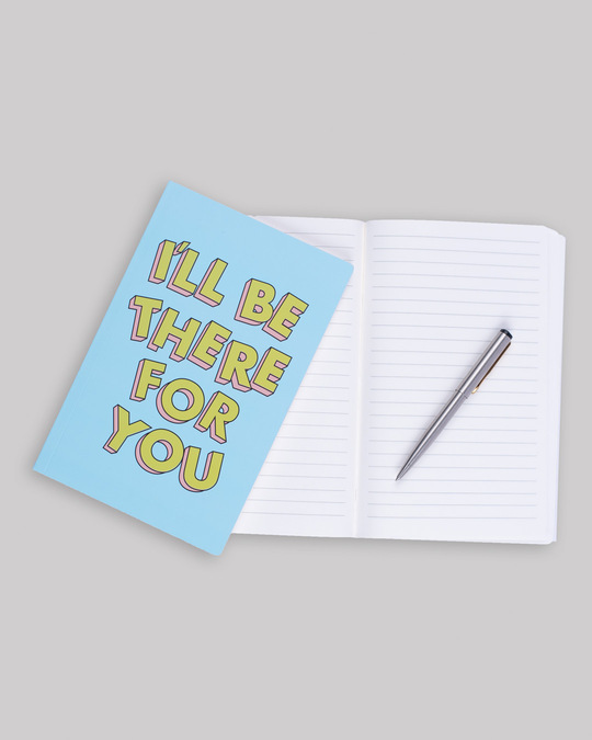 Shop There For You Notebook-Design