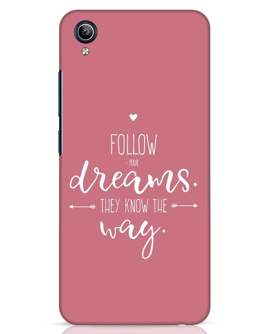 Shop They Know The Way Vivo Y91i Mobile Cover-Front