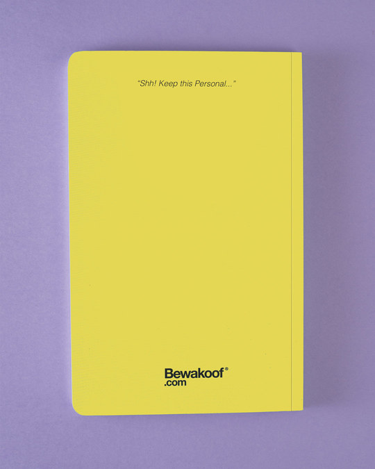 Shop Things To Do Notebook-Full