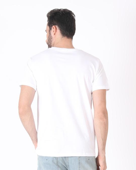 Shop Think Outside Half Sleeve T-Shirt-Full