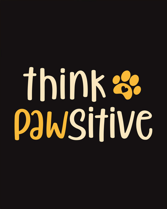 Shop Think Pawsitive Fleece Sweater