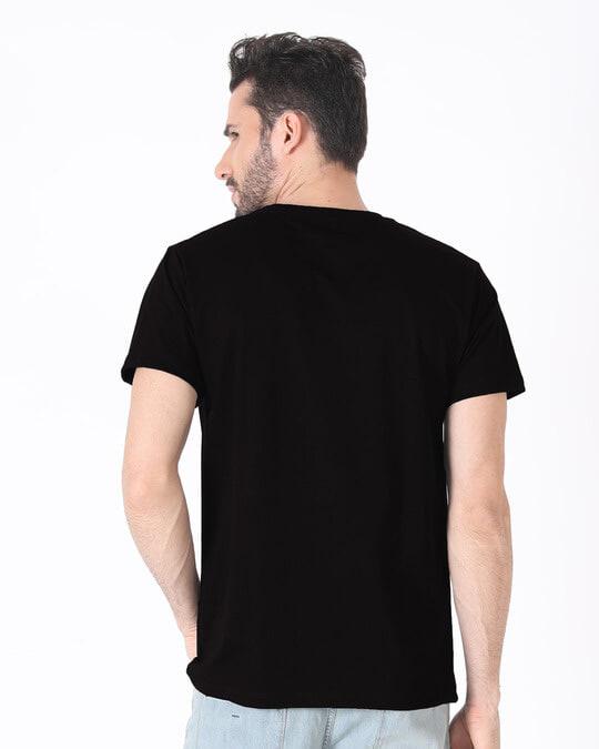 Shop Think Tic Tac Half Sleeve T-Shirt-Full