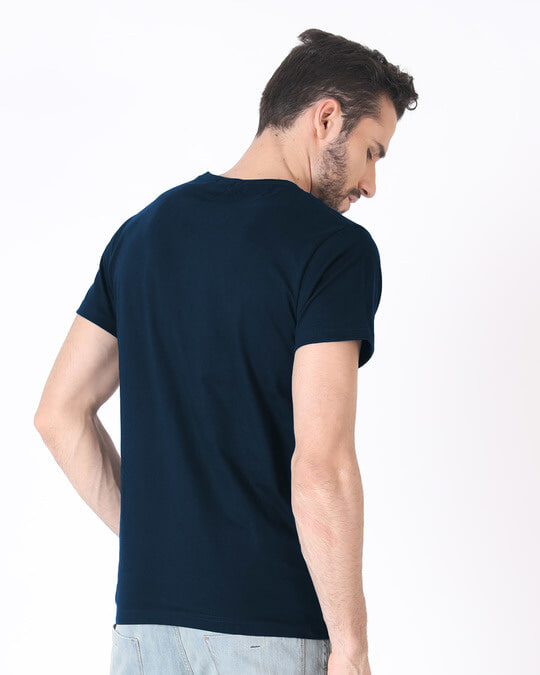Shop Think Tic Tac Half Sleeve T-Shirt-Full