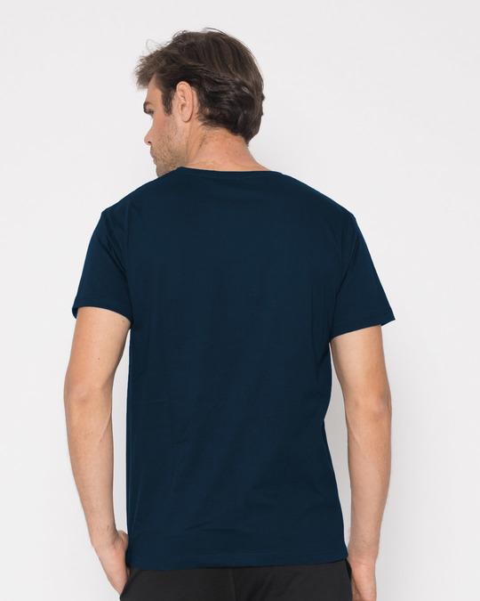Shop Thor Helmet Half Sleeve T-Shirt (AVL)-Full