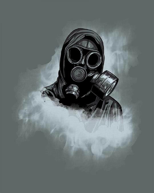 Shop Through The Smoke Full Sleeve T-Shirt