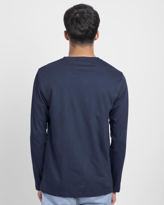 Shop Thug Jerry Full Sleeve T-Shirt (TJL)-Back