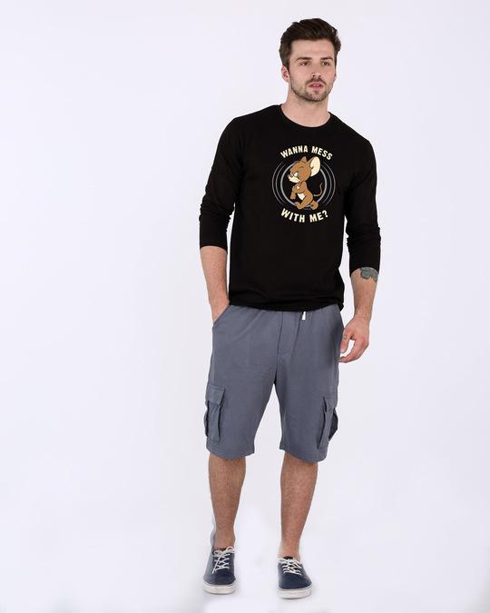 Shop Thug Jerry Full Sleeve T-Shirt (TJL)-Design