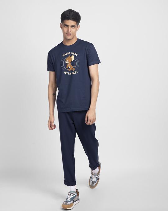 Shop Thug Jerry Half Sleeve T-Shirt (TJL)-Design