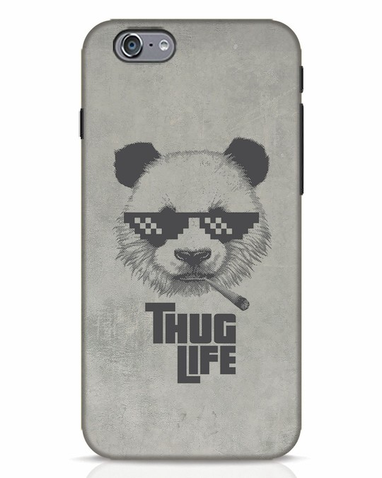 Shop Thug Life iPhone 6s Mobile Cover-Front