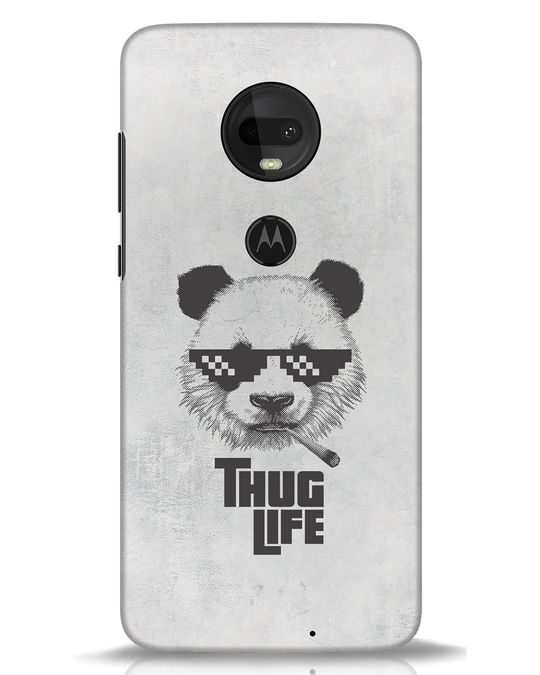 Shop Thug Life Moto G7 Mobile Cover-Front