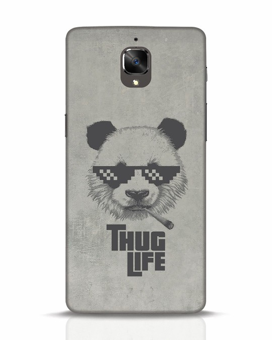 Shop Thug Life OnePlus 3 Mobile Cover-Front