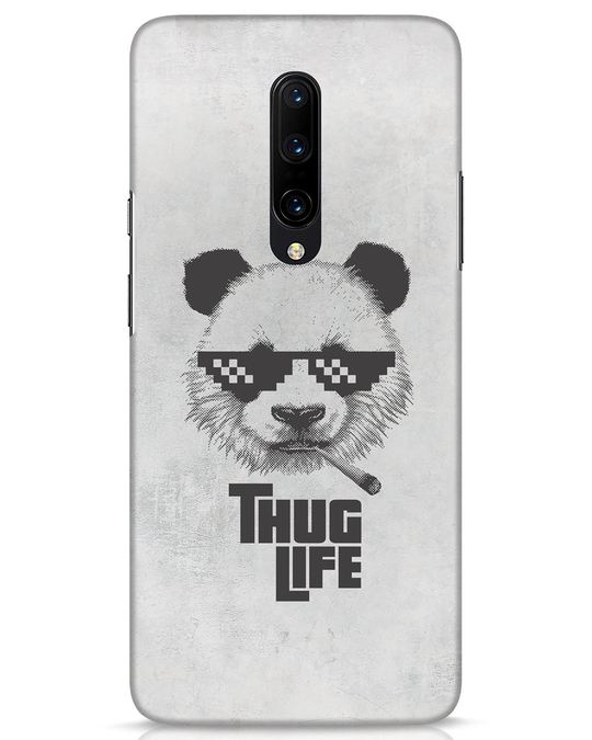 Shop Thug Life OnePlus 7 Pro Mobile Cover-Front