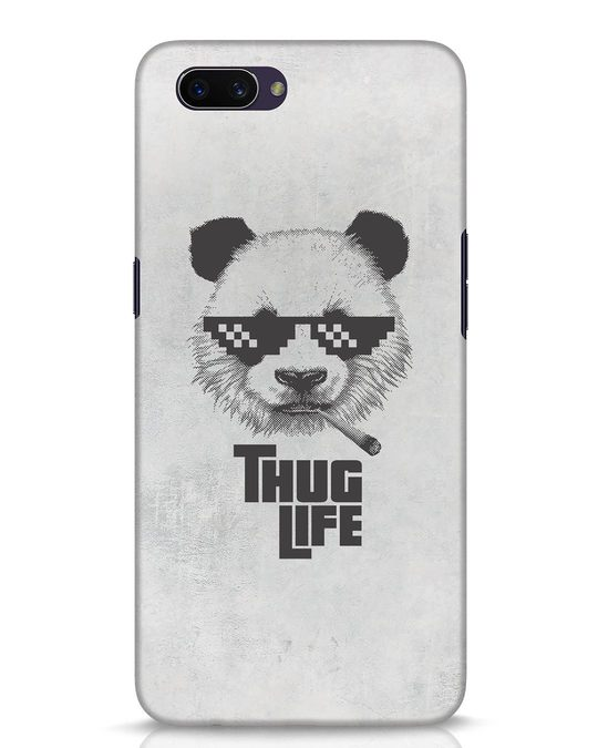 Shop Thug Life Oppo A3S Mobile Cover-Front