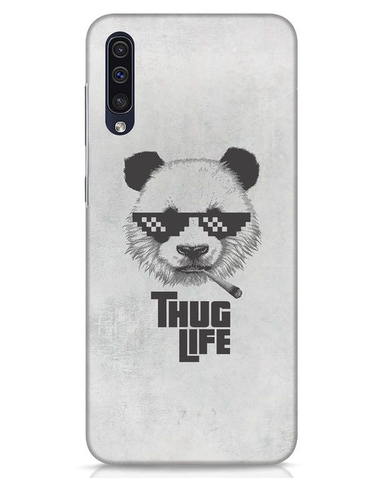 Shop Thug Life Samsung Galaxy A50 Mobile Cover-Front