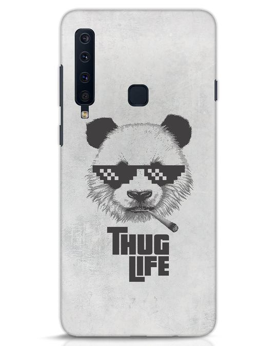 Shop Thug Life Samsung Galaxy A9 2018 Mobile Cover-Front
