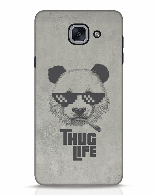 Shop Thug Life Samsung Galaxy J7 Max Mobile Cover-Front