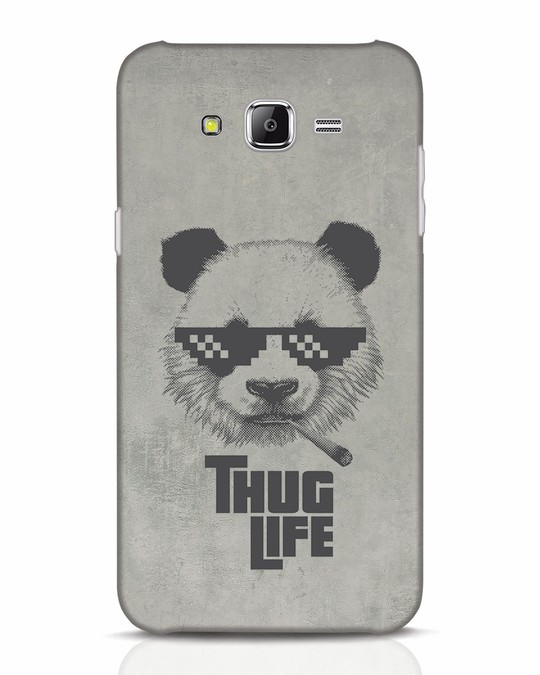 Shop Thug Life Samsung Galaxy J7 Mobile Cover-Front