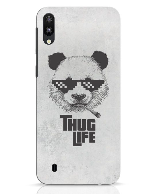 Shop Thug Life Samsung Galaxy M10 Mobile Cover-Front