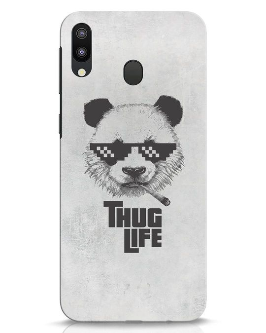 Shop Thug Life Samsung Galaxy M20 Mobile Cover-Front