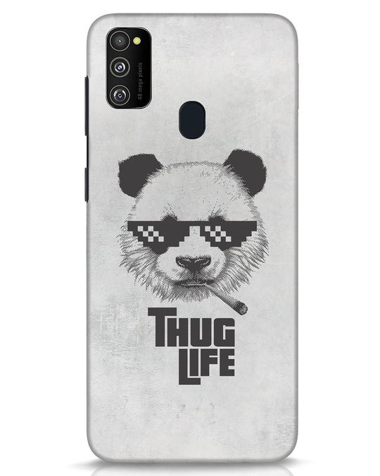 Shop Thug Life Samsung Galaxy M30s Mobile Cover-Front