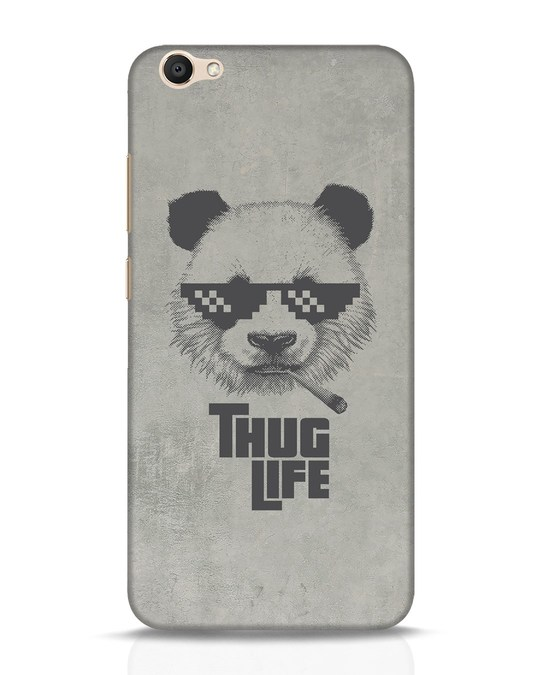 Shop Thug Life Vivo V5 Mobile Cover-Front