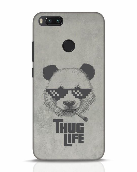 Shop Thug Life Xiaomi Mi A1 Mobile Cover-Front