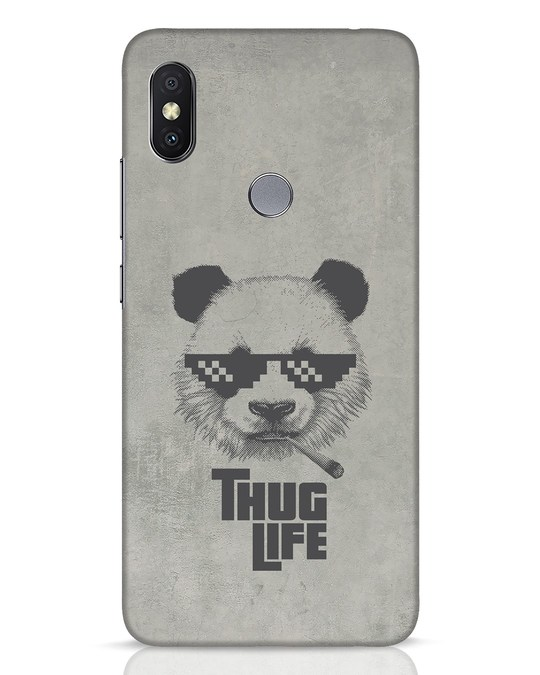 Shop Thug Life Xiaomi Redmi Y2 Mobile Cover-Front