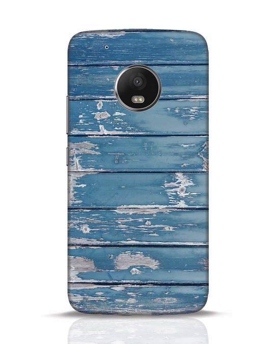Shop Timber Moto G5 Plus Mobile Cover-Front