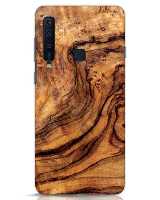 Shop Timber Samsung Galaxy A9 2018 Mobile Cover-Front