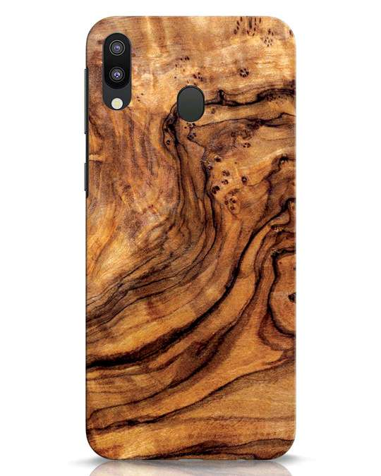 Shop Timber Samsung Galaxy M20 Mobile Cover-Front