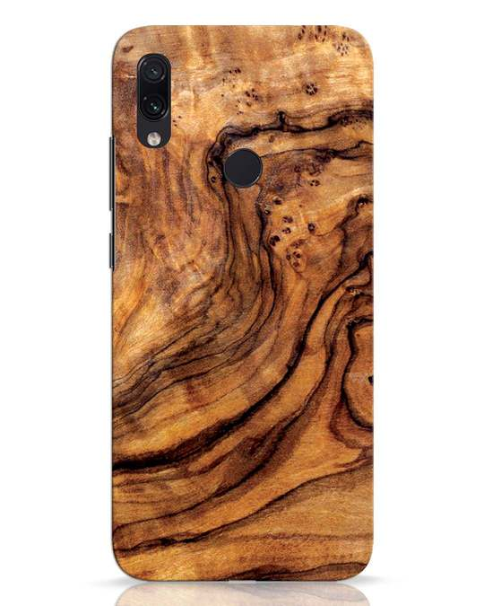 Shop Timber Xiaomi Redmi Note 7 Pro Mobile Cover-Front