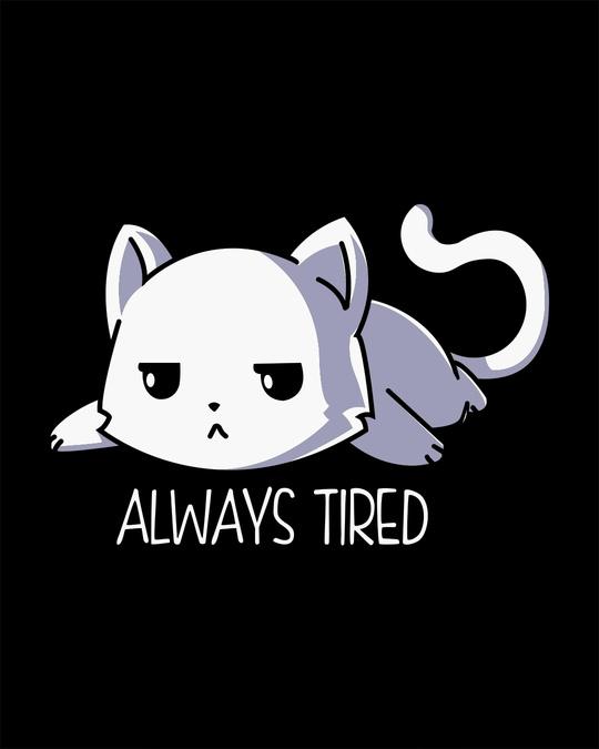 Shop Tired Always Boyfriend T-Shirt