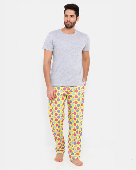 Shop Smugglerz Tnt Bomb Pyjamas Yellow-Full