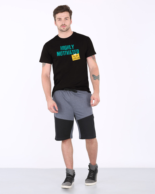 Shop To Do Nothing Half Sleeve T-Shirt-Full