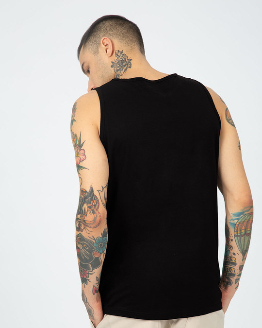 Shop To Do Nothing Vest-Back