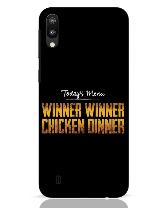 Shop Today's Menu Samsung Galaxy M10 Mobile Cover-Front