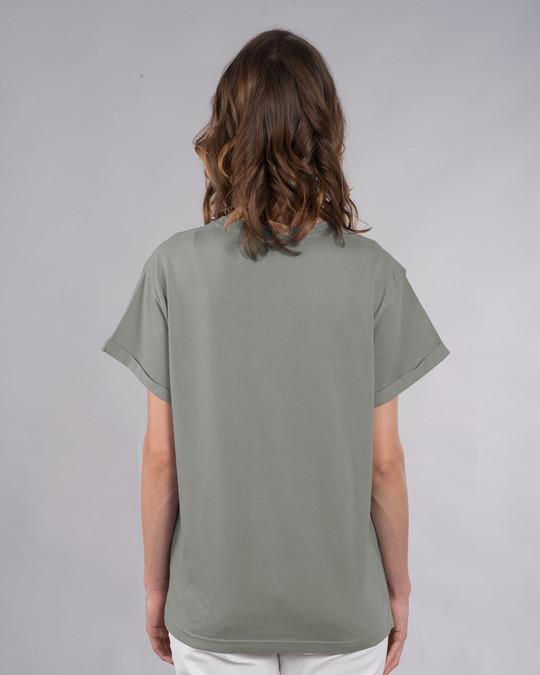 Shop Tom And Jerry Boyfriend T-Shirt (TJL)-Back