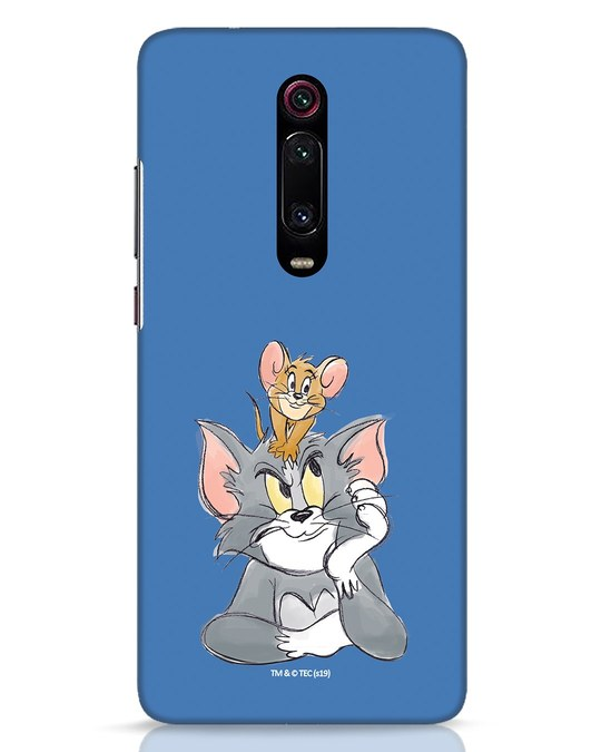 Shop Tom And Jerry Xiaomi Redmi K20 Pro Mobile Cover (TJL)-Front