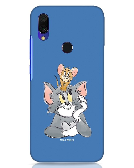 Shop Tom And Jerry Xiaomi Redmi Y3 Mobile Cover (TJL)-Front