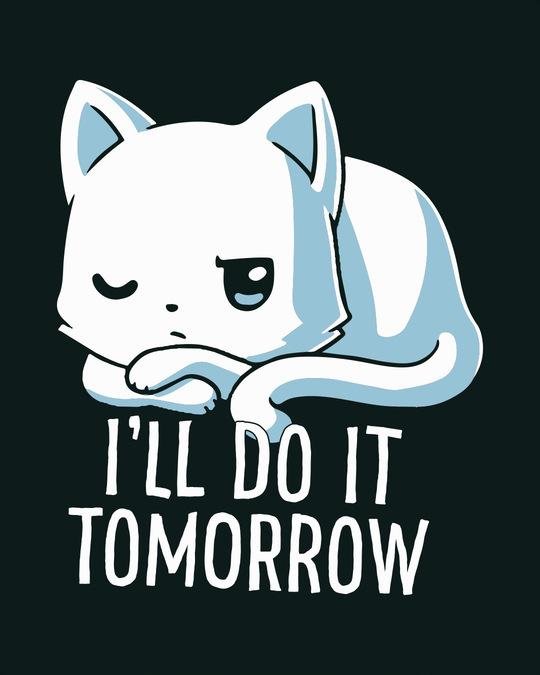 Shop Tomorrow Maybe Basic Round Hem T-Shirt