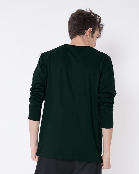 Shop Tomorrow Maybe Full Sleeve T-Shirt-Full