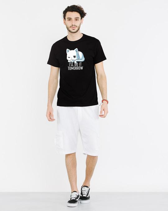 Shop Tomorrow Maybe Half Sleeve T-Shirt