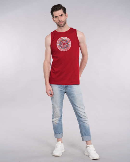 Shop Tony Stark Heart Vest (AVL)-Design