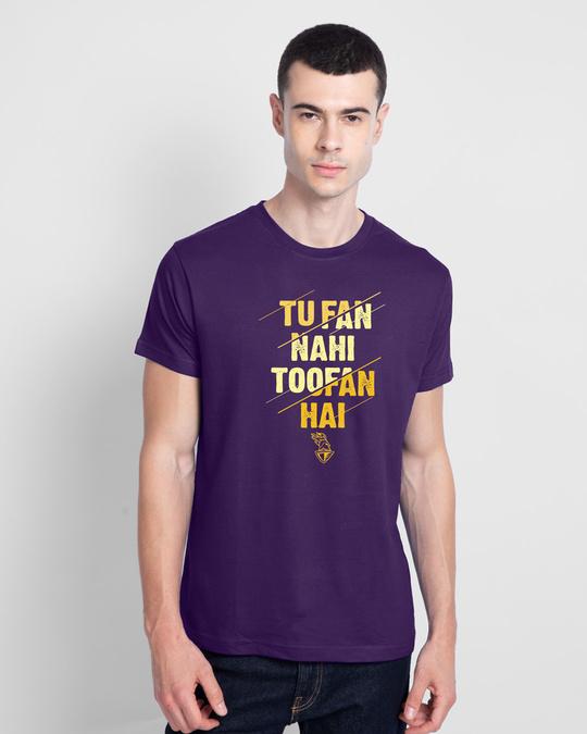 Shop Toofan Half Sleeve T-Shirt-Back
