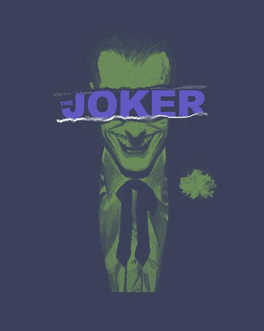 Shop Torn Joker Full Sleeve T-Shirt (BML)-Full