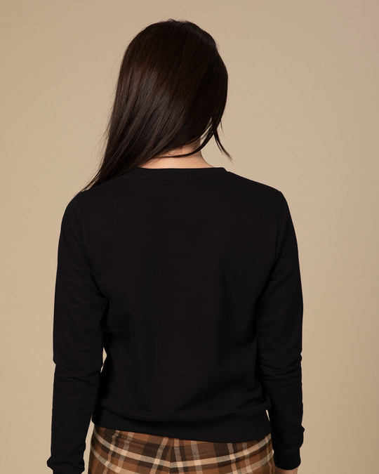 Shop Torn Sorry  Sweatshirt-Back